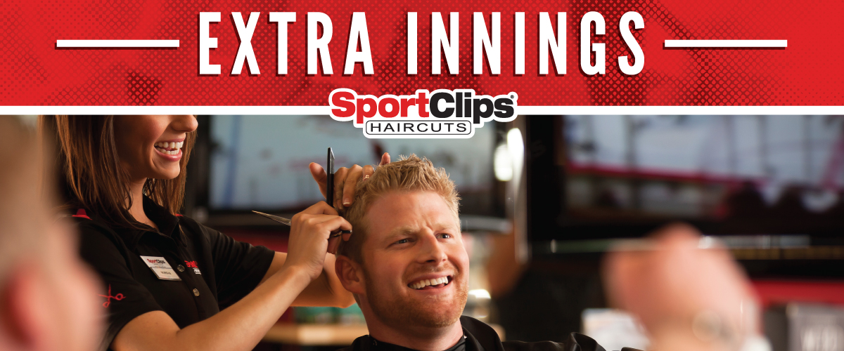 The Sport Clips Haircuts of Des Moines - Wakonda on Fleur  Extra Innings Offerings